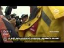 Эмоции Эдуарда Николаева на финише ралли марафона DaKaR 2018