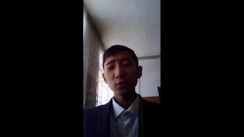 Аян Олжабаев - Live