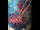 Морские татуировки