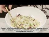 Everything Karolina Kurkova Eats In A Day | Food Diaries | Harpers BAZAAR (RUS SUB)