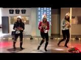 Christmas Dance - Baile de Navidad - Let it Snow - Jessica Simpson - Easy Fitnes