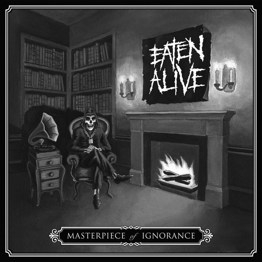 Eaten Alive - Masterpiece Of Ignorance (2017)