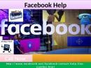 Strengthen your FB security barriers vial Facebook Help 1 877 350 8878
