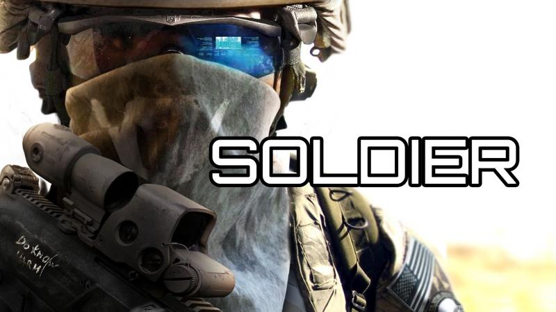 © MegaDrom — Soldier