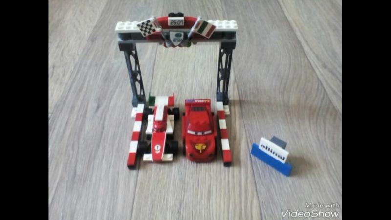 набор ЛЕГО тачки LEGO cars