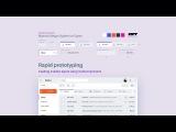 Очень быстрый прототип из мультикомпонентов в Figma