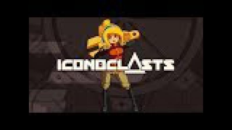Iconoclasts инди игра долгострой прохождение часть 1