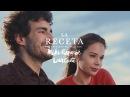 La Receta con Miki Esparbé y Laia Costa, dirigido por Jonás Trueba. Estrella Damm 2017.