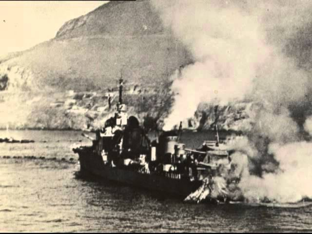Operation Catapult and Battleship Bismarck of World War II