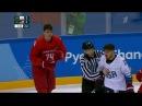 Россия США 4 0 Голы Олимпиада 2018 в Корее 17 февраля 2018 года