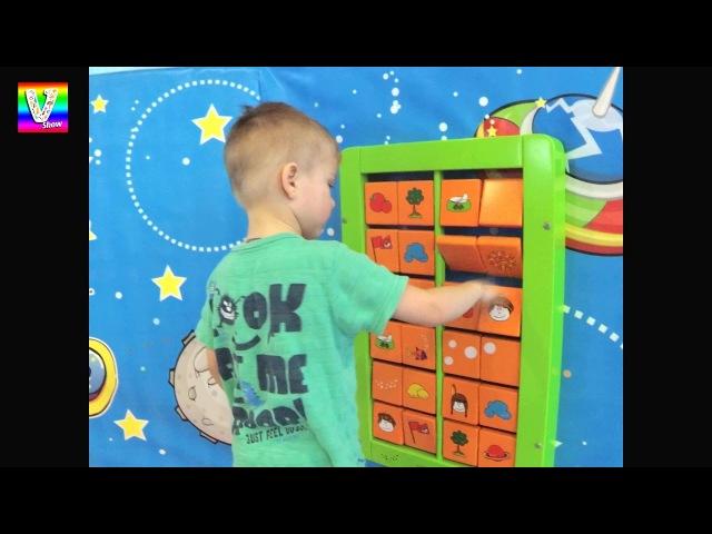 ✓👍 Fun Outdoor Playground for kids 😋 Children Play Center ★ Развлекательный центр для детей ❤ ☀ ★