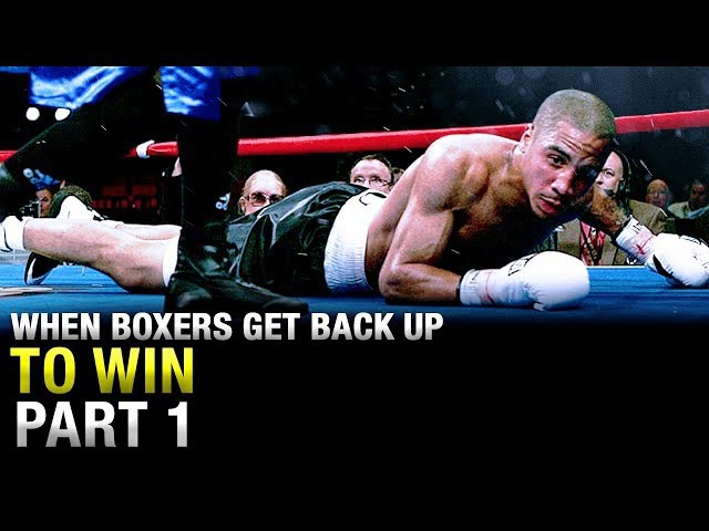 When boxers Get Up to Win Part 1
