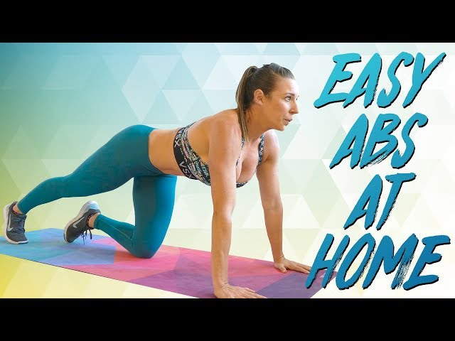 Flat Abs Fast ♥ 15 Min Cardio Ab Workout with Dani! At Home HIIT to Blast Belly Fat