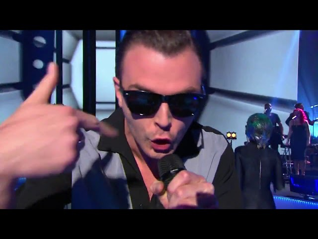 Tinie Tempah and Theo Hutchcraft Hurts Men In Black Bring The Noise
