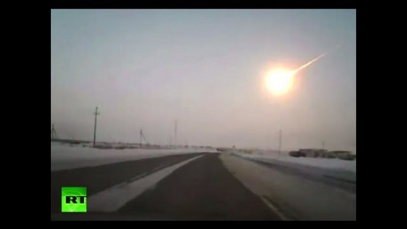 Meteor dash cam: Amazing video of Russian meteorite ripping through skies