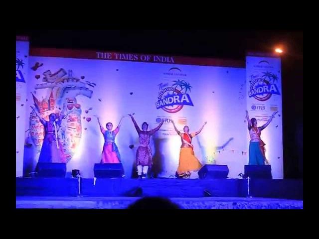 Mahadev kathak performance