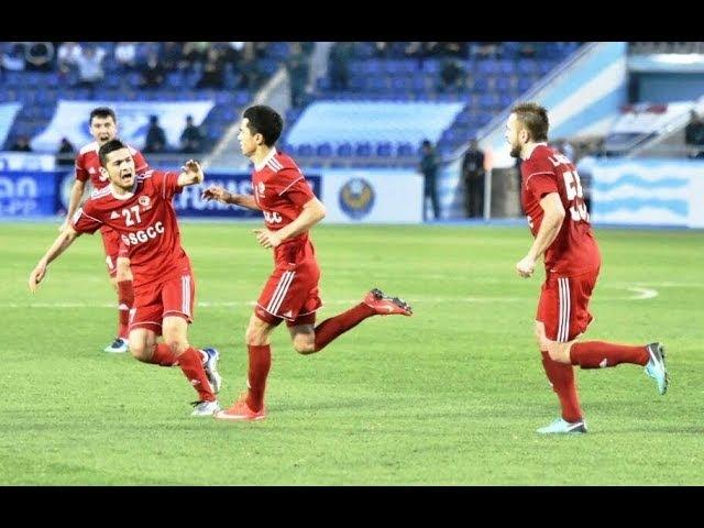 Nasaf - Buxoro 3:1. Barcha gollar CHAMPIONAT.ASIA