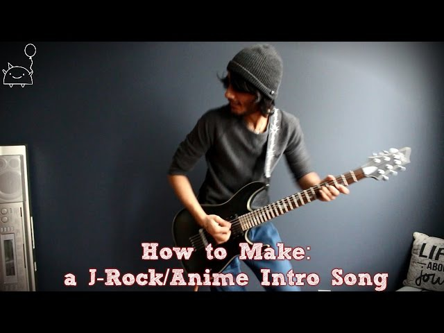 How To: Make a J-Rock/Anime Intro Song in 5 Min or Less ( Full Song at the End)    Shady Cicada