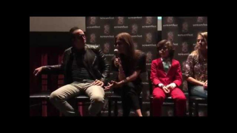 'Mom And Dad' Screamfest QA with Nicolas Cage