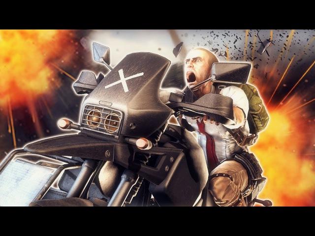 THE MOTORBIKE IS OP! [Battlegrounds]