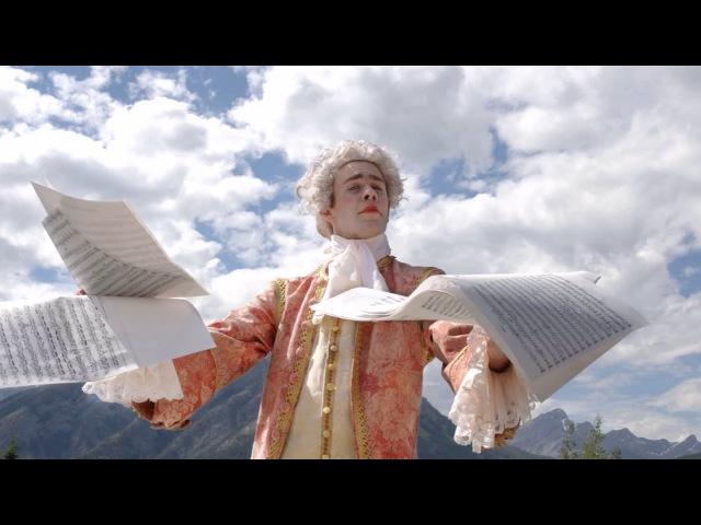 W.A. Mozart. Rondo D-dur performed by Dmitry Myachin