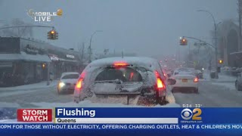 Road Conditions Getting Worse In Queens
