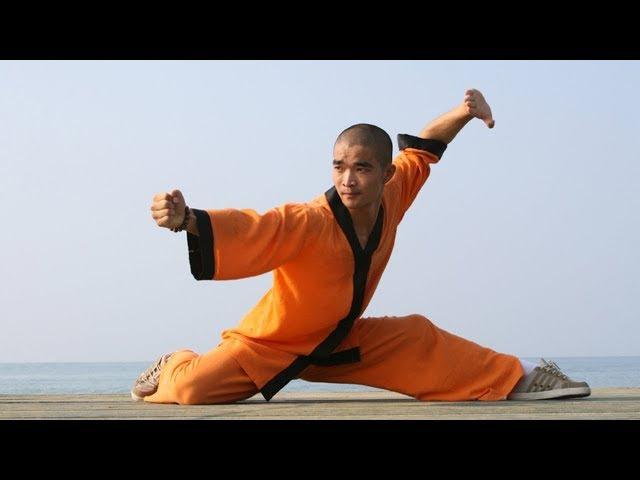 Тренировка Шаолиньского МОНАХА в РЕАЛЬНОЙ ЖИЗНИ - Shifu Yan Lei Кунг Фу мотивация