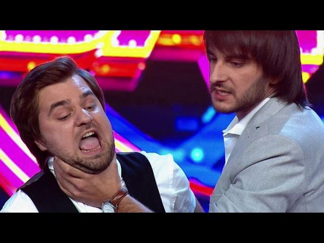 Comedy Баттл. Суперсезон - Дуэт Тариф (финал) 26.12.2014