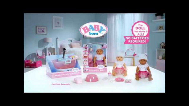 BABY born | Interactive Baby Doll | 30 Commercial