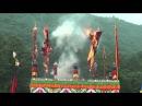 14th Kunzig Shamar Rinpoche Cremation in Nepal 31/07/2014