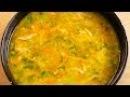 Суп из курицы Секретный ингредиент Манка