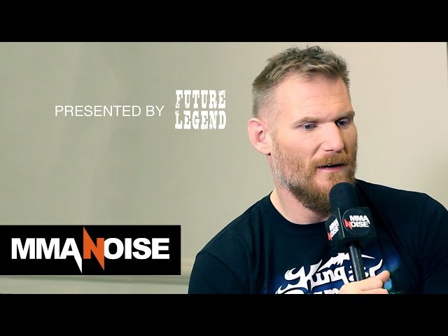 Josh Barnett Names His Favorite Heavy Metal Bands - MMA Noise