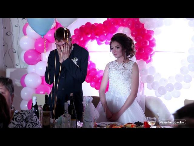 От такого поздравления плакала вся свадьба 923