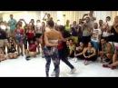 Vicky Corbacho - Lloro (Bachata) Carlos Espinosa y M angeles Lions 2016
