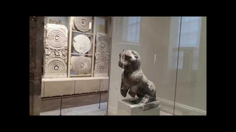 British museum 8, February 2018