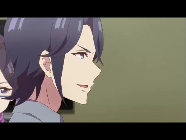 Аниме 7 серия Работа для дракона О том, кем работает королева драконов Ryuuou no Oshigoto!
