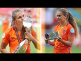 Lieke Martens - Player of The Tournament Womens EURO 2017 HD