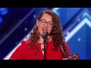 Mandy Harvey Deaf singer with her original song Try America' Got Talent 2017