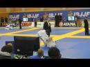 European Open BJJ 2014 White belt Adult Light feather 64 1 8 Final Renat MAGOMEDOV Ahmed Hamadi