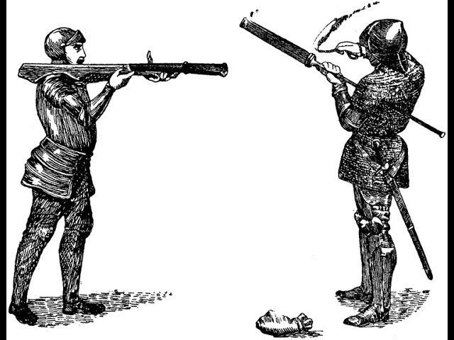 Куда пропали рыцари? Странности в истории развития оружия. Часть 2.