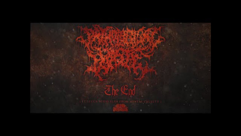 PATHOLOGICAL WASTE THE END FT LUCCA OF MENTAL CRUELTY DEBUT SINGLE 2017 SW EXCLUSIVE