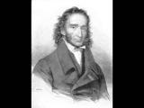 Niccolo Paganini caprice no.24 by Brian Kingsland