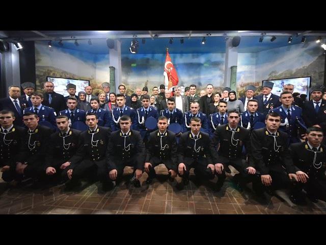 Türkiye Şehitlerini Anıyor - Teğmen Yusuf Ziya ve Er Salih