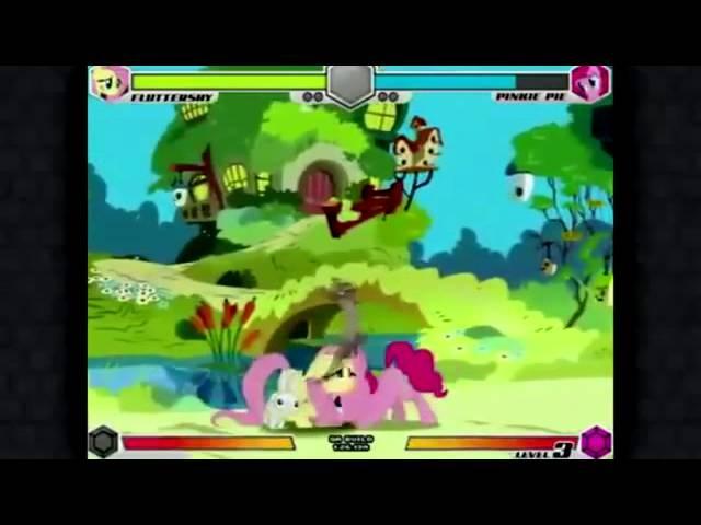 Fighting is Magic: Fluttershy Trailer (Original)