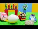 Robocar Poli Video 🚔 Die Robocars entdecken neue Spiele 🚗Spielzeugautos Robocar Poli auf Deutsch