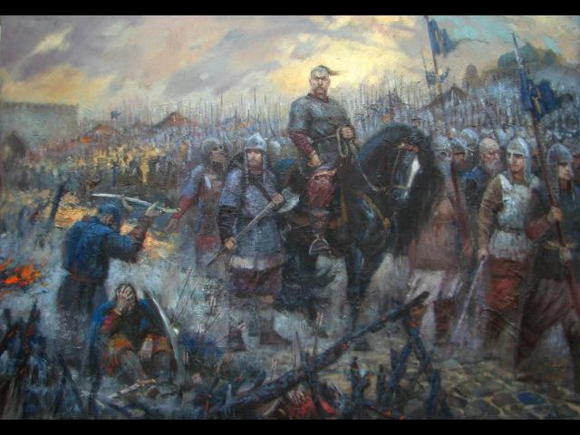Europa Universalis 4 ETRus mod за Рюрика! Русь(Великий Новгород)