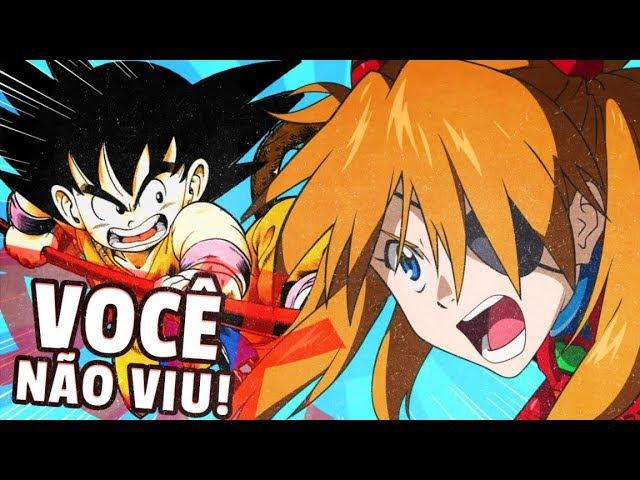 7 Animes que VOCÊ MENTE QUE ASSISTIU! ❌ 🤥 - Bunka Pop