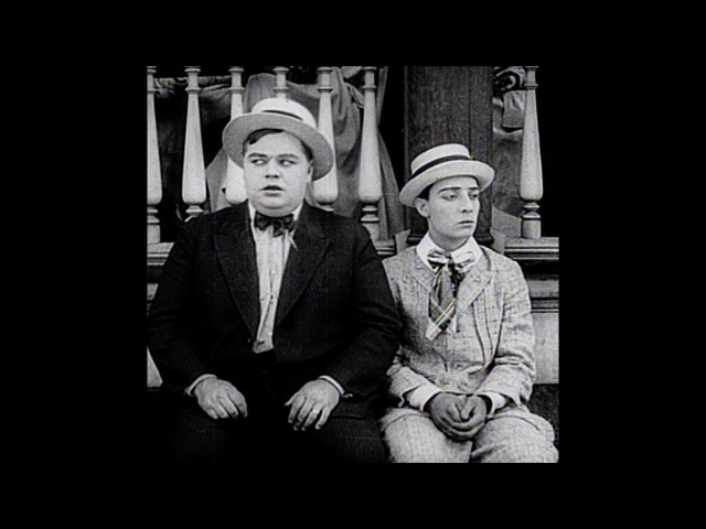 Buster Keaton ''Fatty'' Arbuckle - Oh, Doctor!(1917)