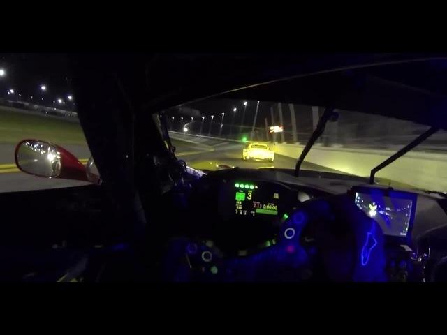 Corvette C7.R infinite acceleration