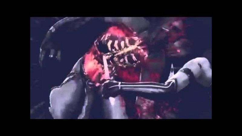 Mileena nightscore with a shogtun